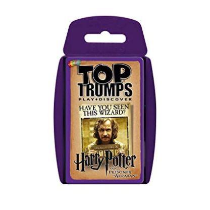 Harry Potter and the Prisoner of Azkaban Top Trumps