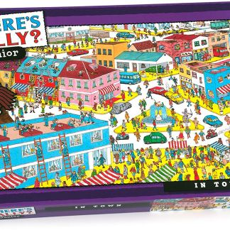 Where's Wally – In Town