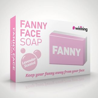 fanny-face soap