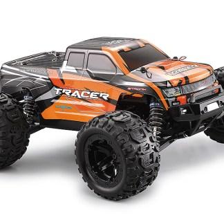 ftx tracer monster truck orange
