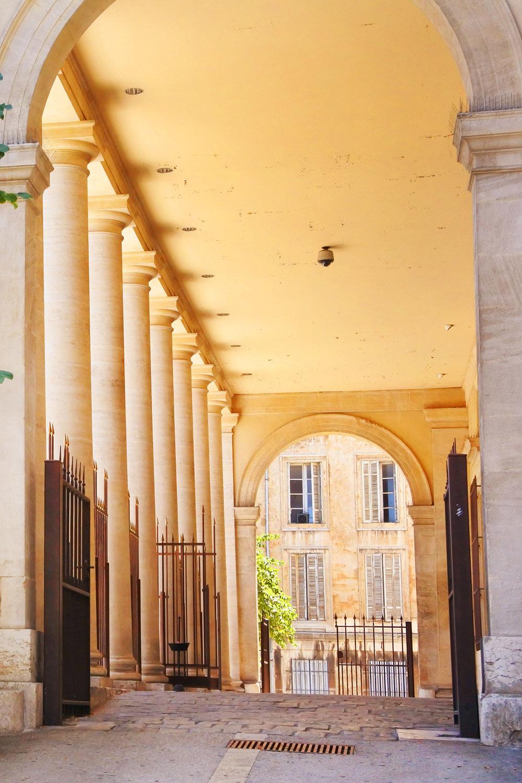 Framing-Provence-France