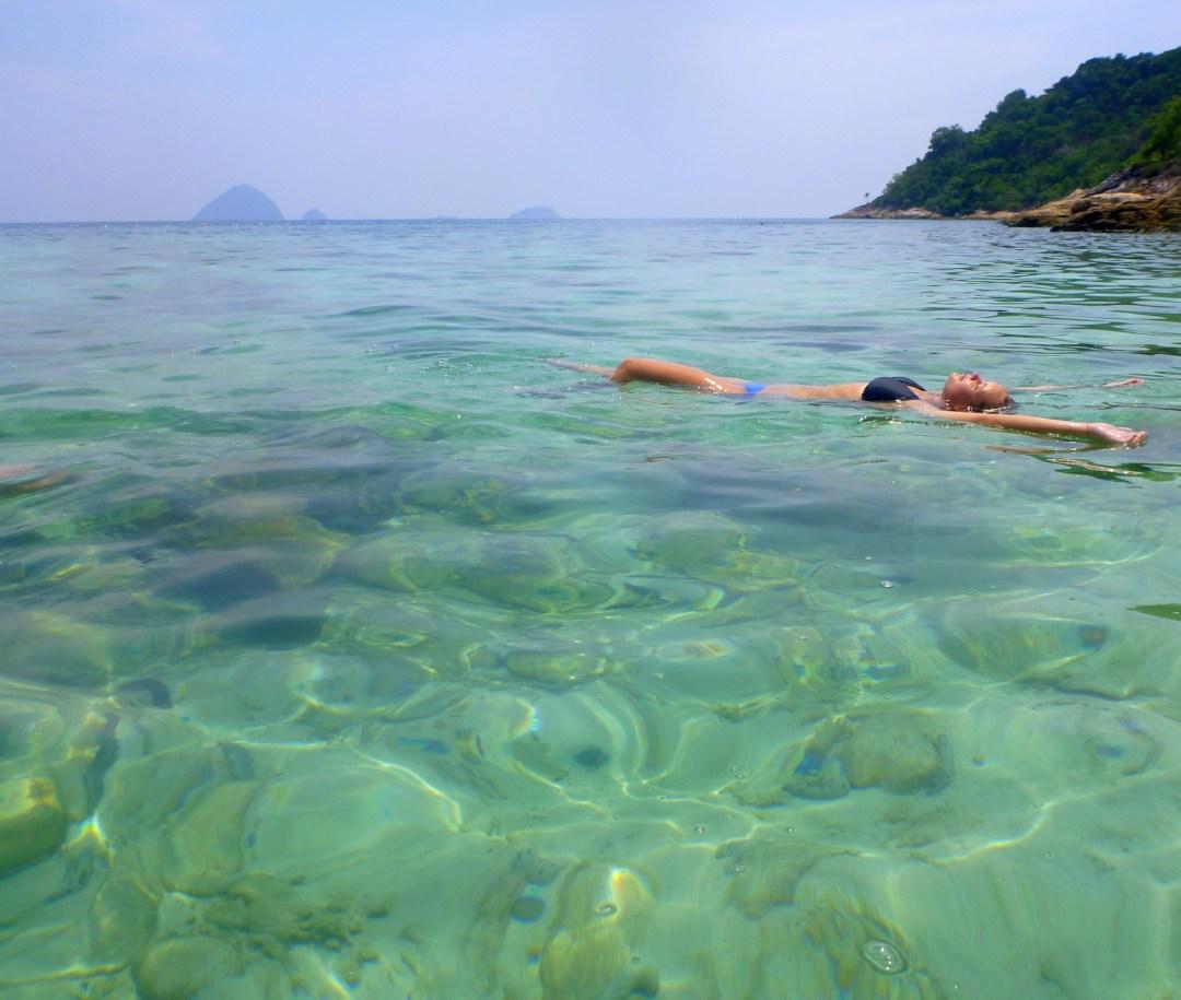 Perhentian-waters
