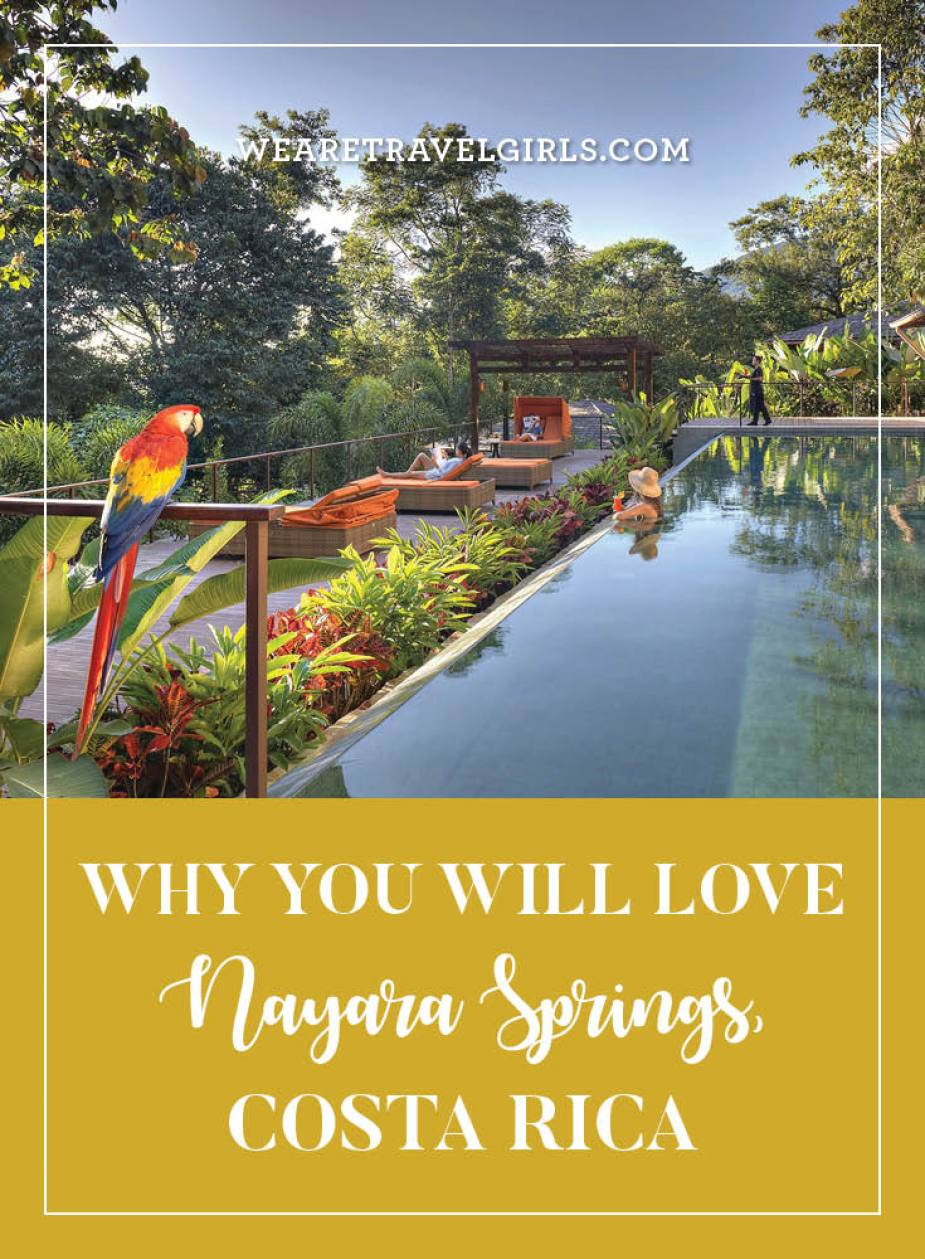 Hotel Review: Nayara Springs, Costa Rica
