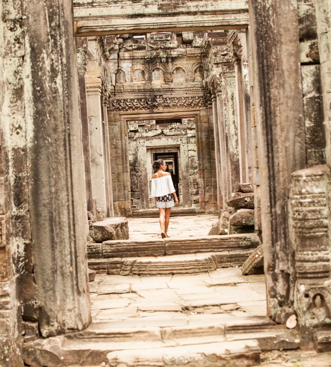 Bit by Wanderlust in Cambodia: Angkor Wat