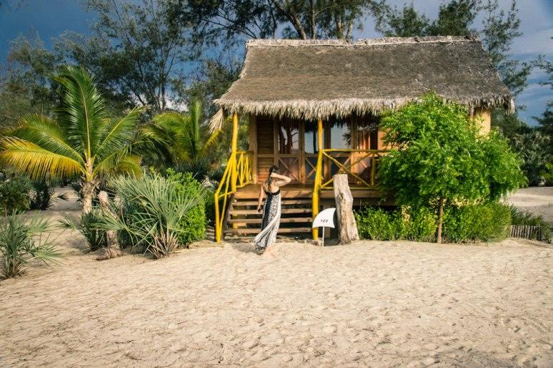 Madagascar-Morondava-Hotel