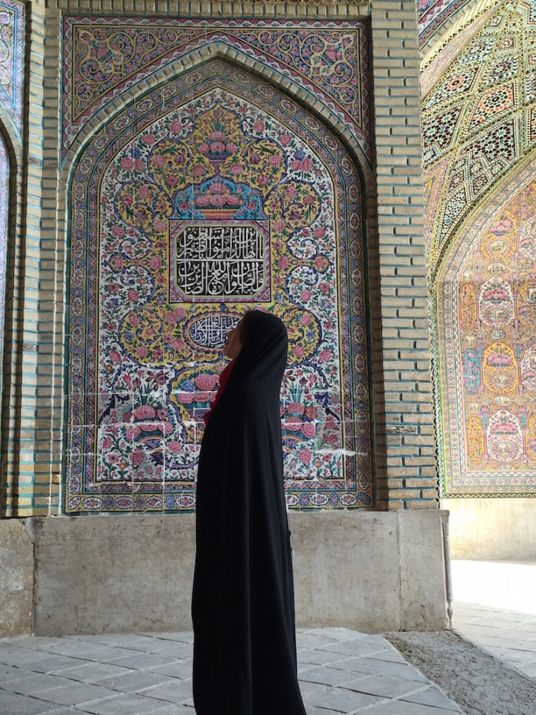 A GUIDE TO SOLO FEMALE TRAVEL IN IRAN