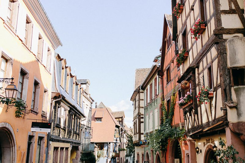 A Fairytale In Alsace, France