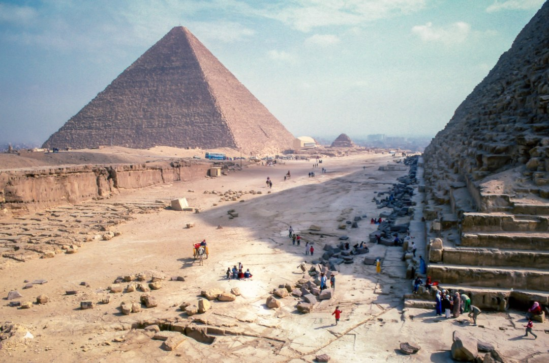 is solo female travel safe in cairo egypt