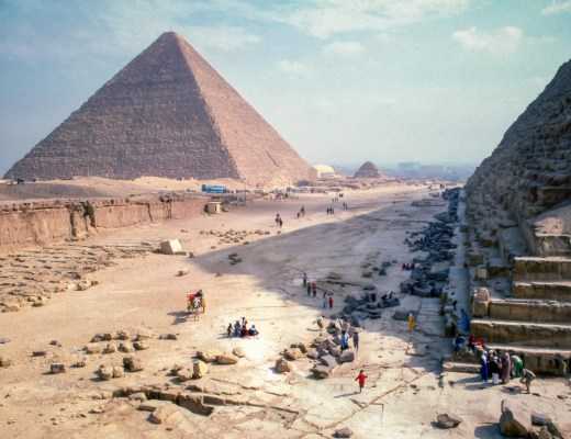 IS SOLO FEMALE TRAVEL SAFE IN CAIRO?