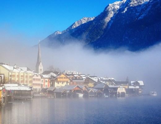 FAIRYTALE PHOTOS OF HALSTATT, AUSTRIA