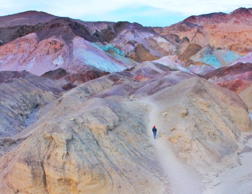 WHY DEATH VALLEY IS A PHOTOGRAPHERS PARADISE Artists-Drive-Death-Valley-Featured-Image