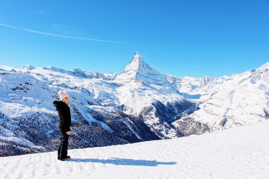 THINGS TO DO IN ZERMATT SWITZERLAND, BESIDES SKI!