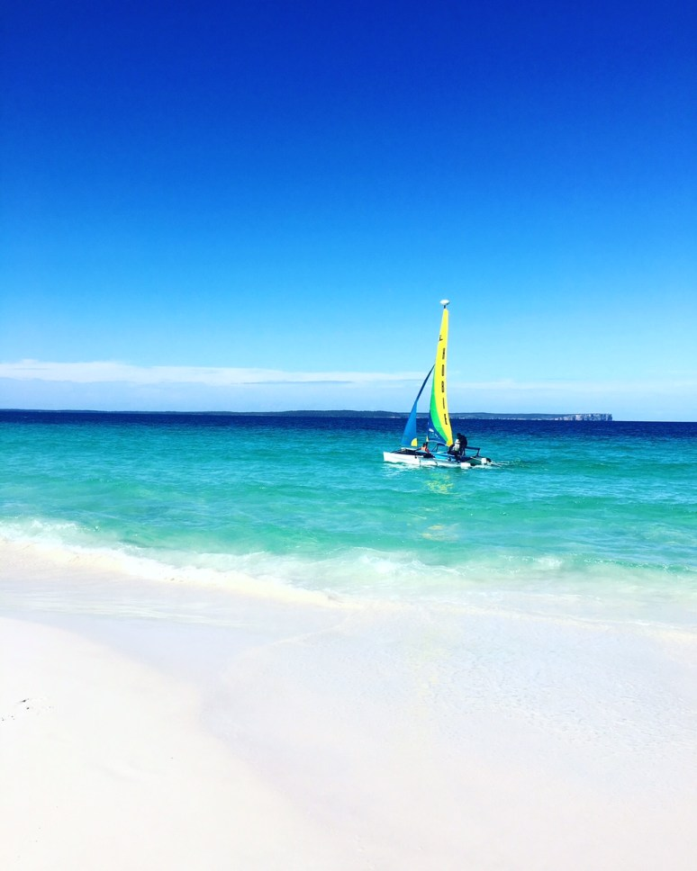AUSTRALIA- JERVIS BAY'S BEST BEACHES HyamsBeach3_Australia