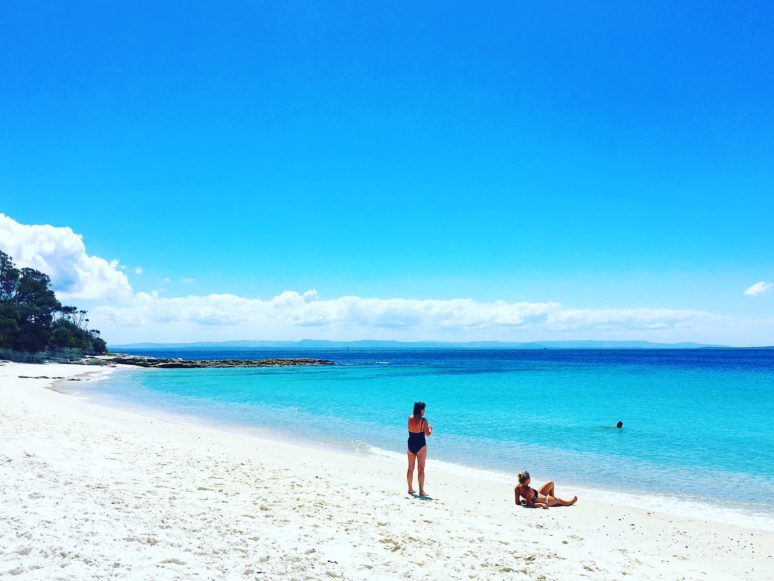 australian girls nude at beach
