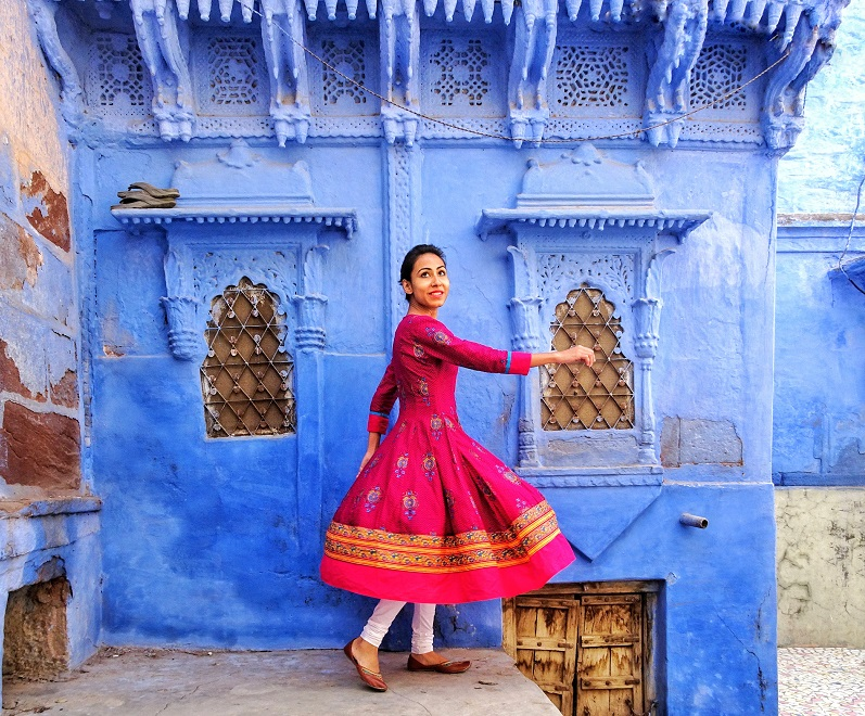 A GUIDE TO INDIA'S BLUE CITY OF JODPHUR