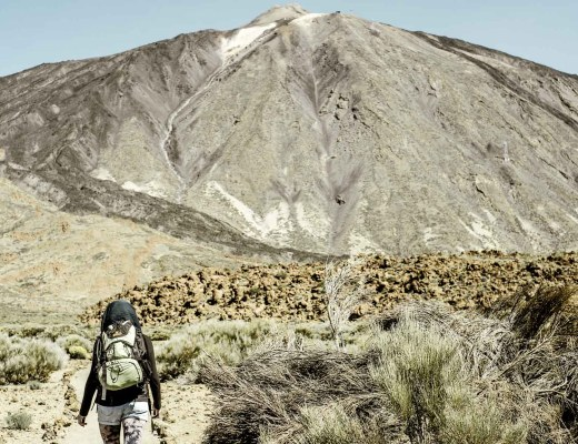 TENERIFE: HOW TO SURVIVE A HIKE TO THE WORLDS 3RD HIGHEST VOLCANO