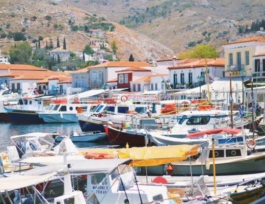 greecehydraboats HIDDEN GEMS OF GREECE- HYDRA AND POROS ISLAND