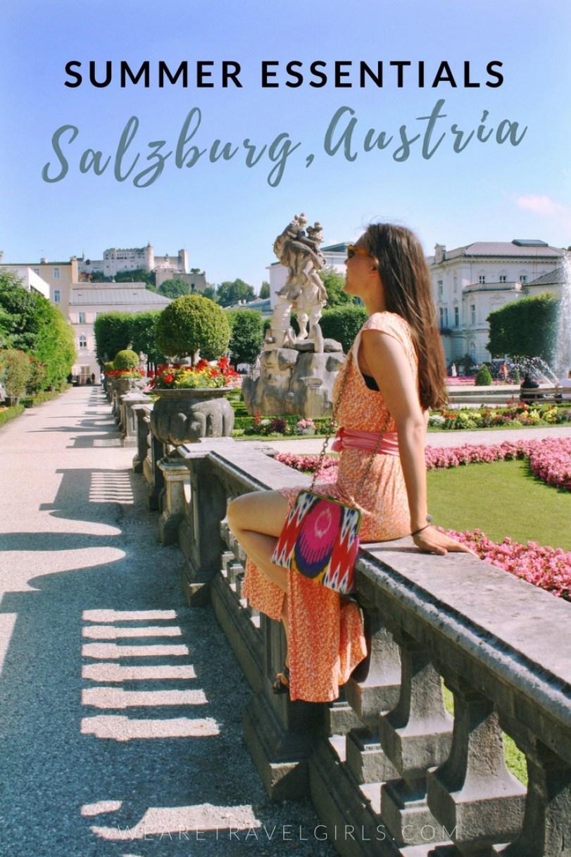 Salzburg Summer Essentials