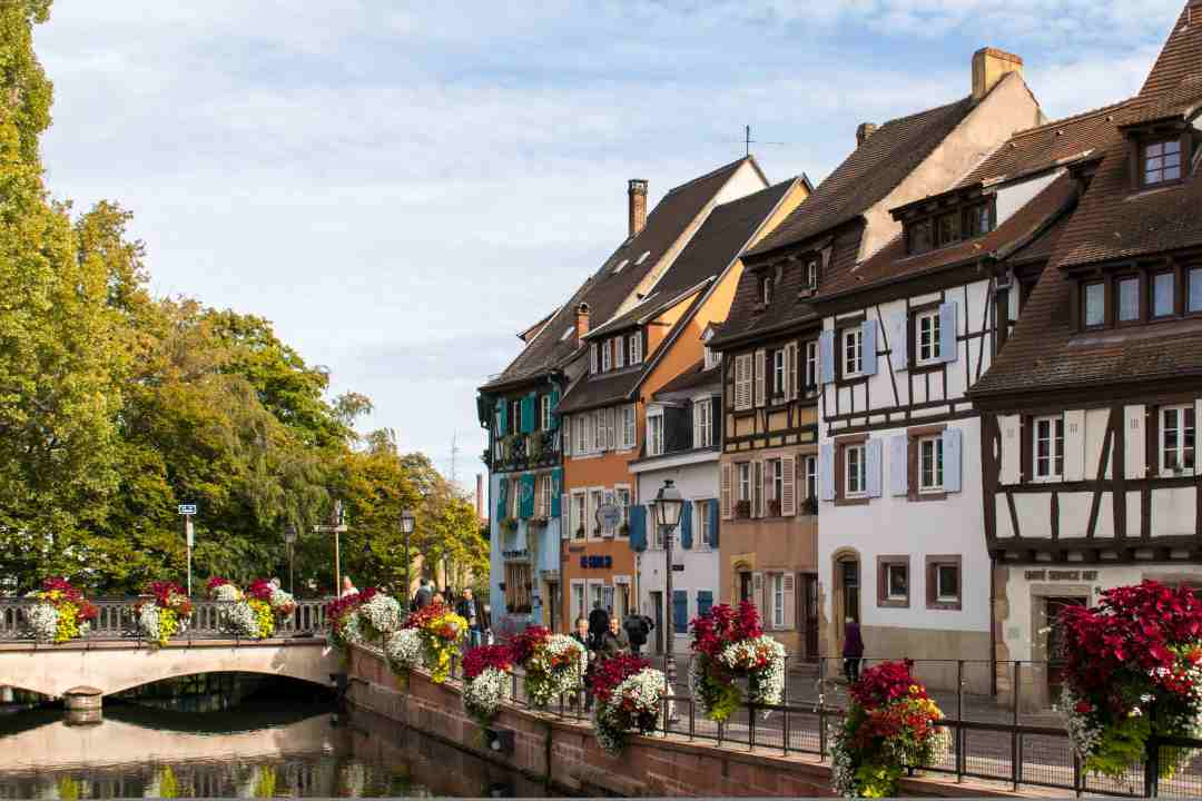 Once upon a time in colmar france we are travel girls for Blue piscine colmar