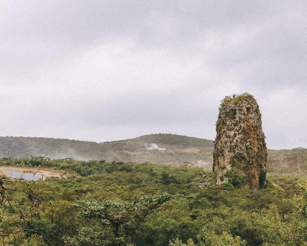 UNEXPECTED SITES OF NAIROBI, KENYA