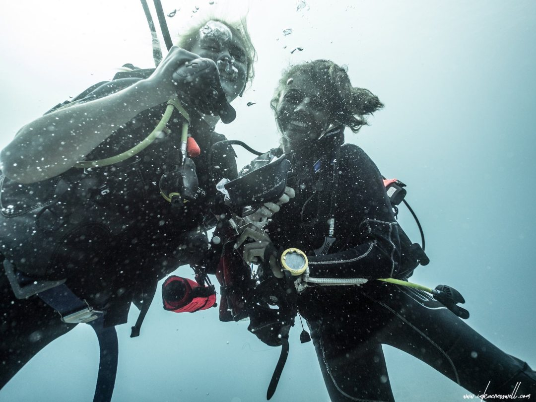 10 REASONS COMPLETING YOUR DIVE MASTER SHOULD BE YOUR NEXT BIG ADVENTURE