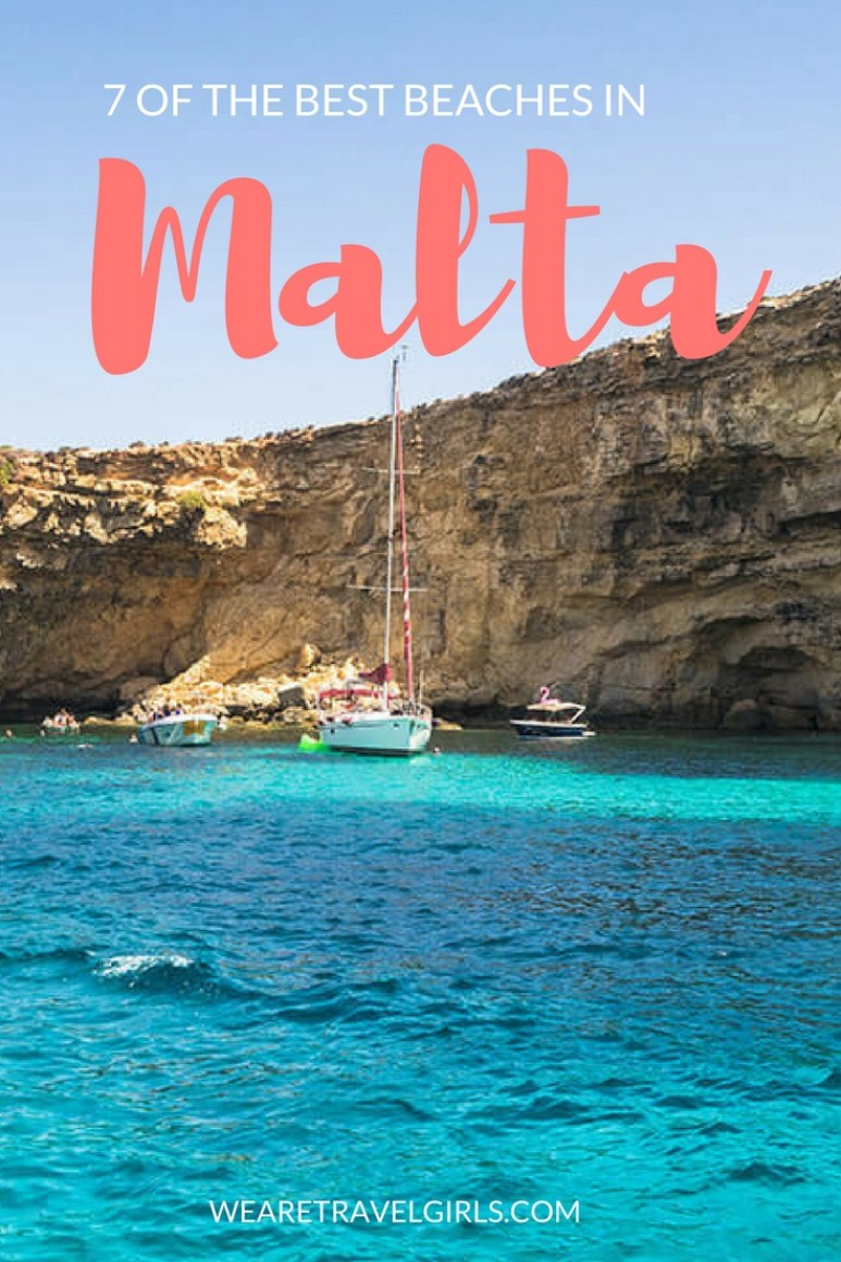 7 OF THE BEST BEACHES IN MALTA