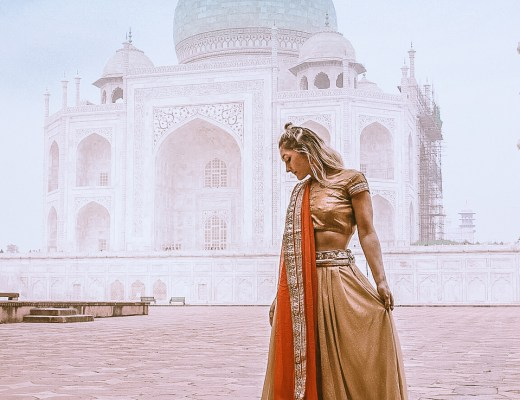 HOW TO GET THE PERFECT TAJ MAHAL PHOTO