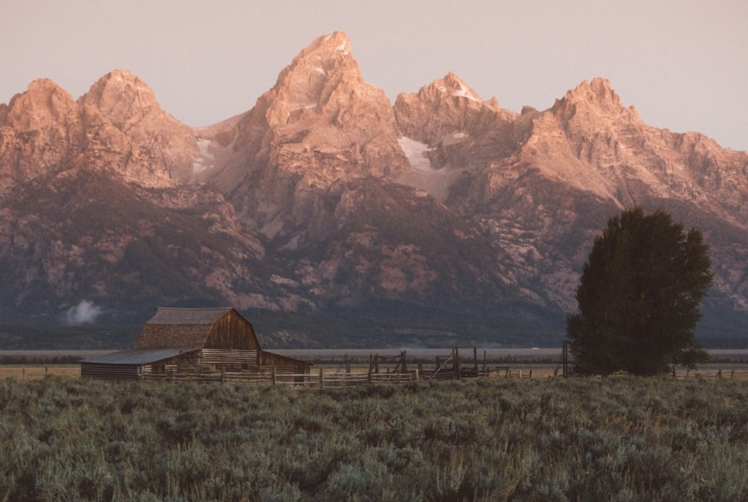 6 GRAND TETON ROADSIDE VIEWPOINTS NOT TO MISS
