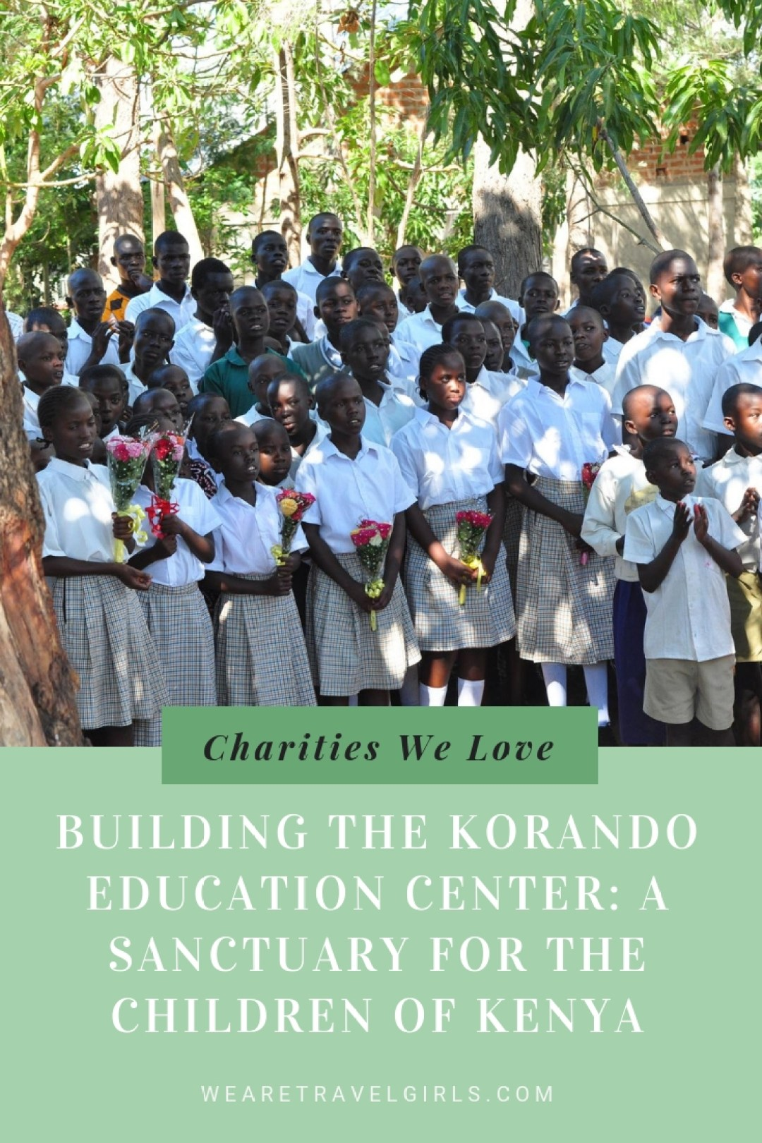 Building The Korando Education Center