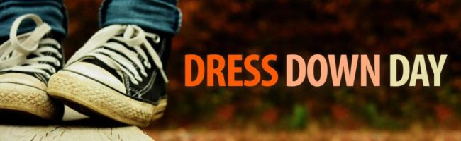 Prepay for your Dress Down to Build Up Days During 2021-2022