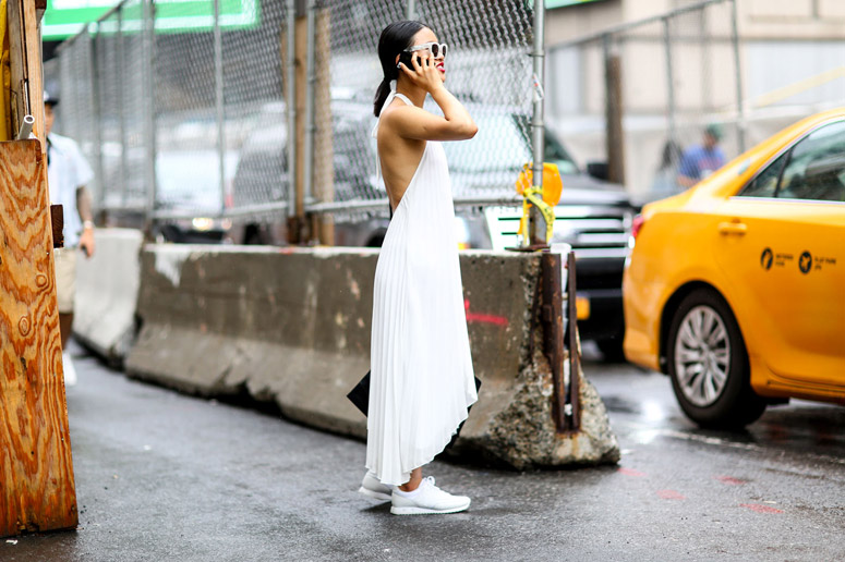Street Style New York Fashion Week 2015