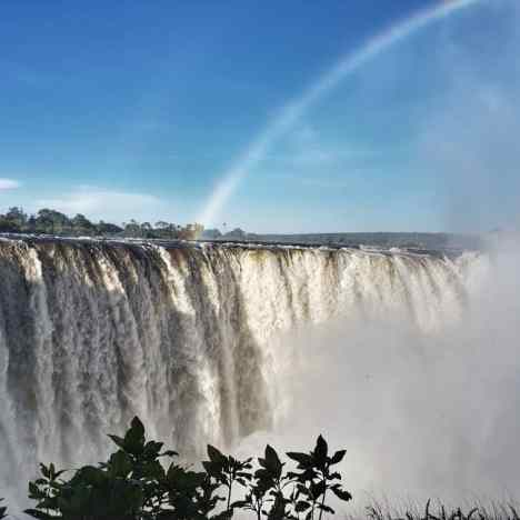 Airlines show confidence in Victoria Falls with the resumption of flights