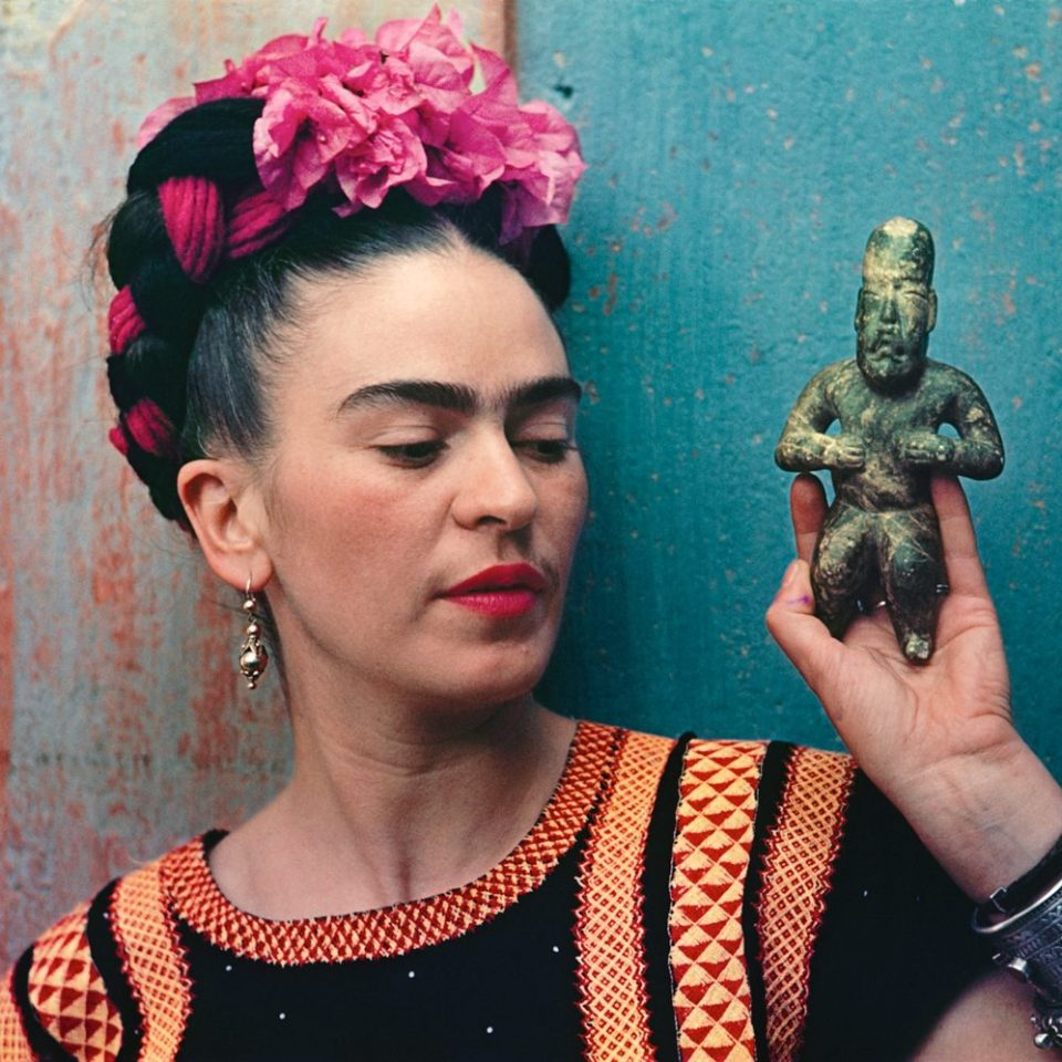 Frida Kahlo: Making Her Self Up, V&A, London