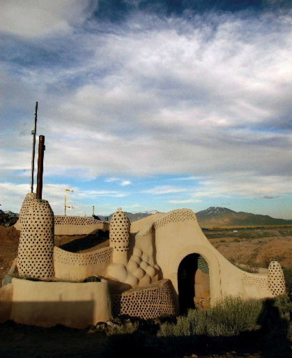 Earthships sustainable living among the roots