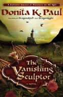 Previously published as  Vanishing Sculptor