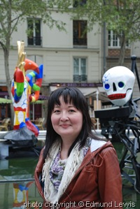 Author Kat Kruger