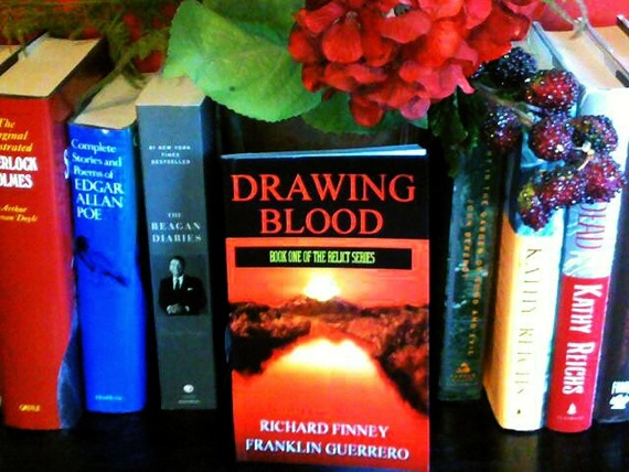 Drawing Blood by Richard Finney and Franklin Guerrero