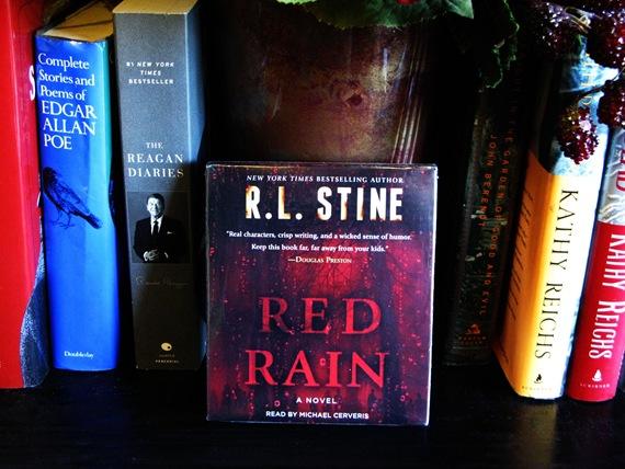 Red Rain by RL Stine