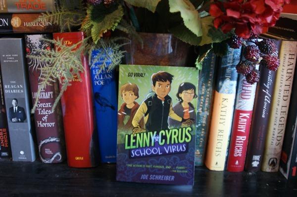 Lenny Cyrus, School Virus by Joe Schreiber