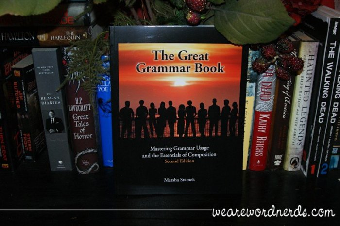 Great Grammar Book | WeAreWordNerds.com