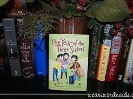 The Year of the Three Sisters   WeAreWordNerds.com