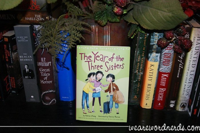 The Year of the Three Sisters | WeAreWordNerds.com