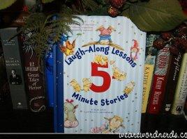 Laugh-Along Lessons 5-Minute Stories | wearewordnerds.com
