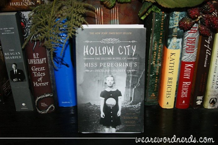 Hollow City by Ransom Riggs | wearewordnerds.com