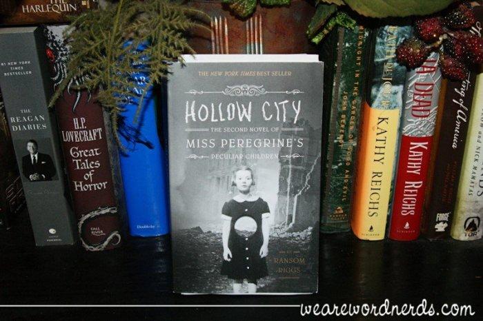 Hollow City by Ransom Riggs | wearewordnerds.com