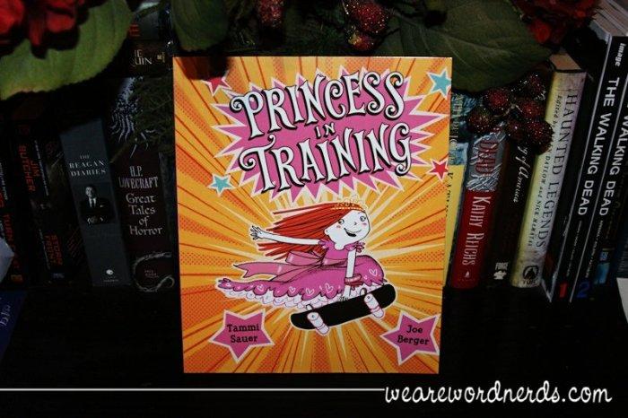Princess in Training | wearewordnerds.com