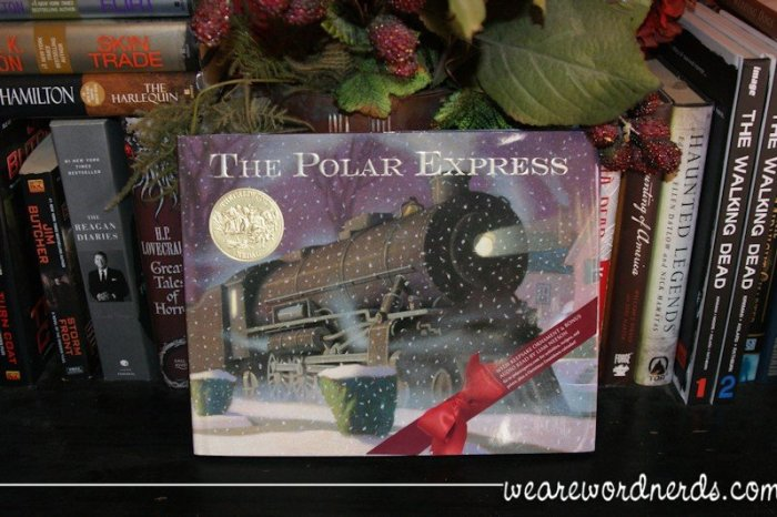 The Polar Express | wearewordnerds.com