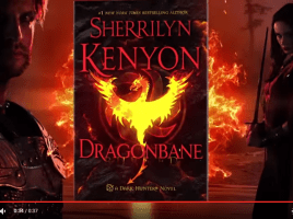 Dragonbane Sherrilyn Kenyon book trailer
