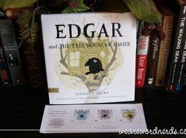 Edgar and the Treehouse of Usher | wearewordnerds.com