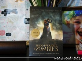 Pride and Prejudice and Zombies (Movie Tie-in Edition) by Jane Austen and Seth Grahame-Smith